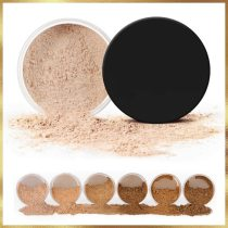 Makeup Matte Finishing Loose Setting Face Powder Foundation Long Lasting Concealer Beauty Cosmetic Powder Custom Private Label