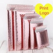 Lash Bubble Mailers Padded Envelopes Lined Poly Mailer Self Seal Hot Pink organizador органайзер для хранения