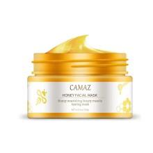 Drivworld 2021 New Honey Peeling Mask 120g Nourishing Facial Wax Wholesale in stock OEM / ODM / Logo
