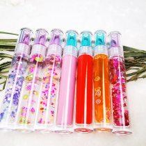 All Kinds of Lip Gloss & Lipgloss Moisturize Customized Base Butterfly Crystal 3D Matte And High Light Plumping Lip Makeup Set