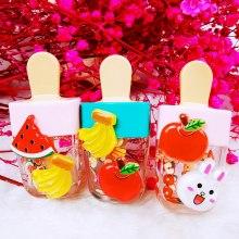 Moisturizing Cute Lip Gloss Glaze Fruit Tase Customized Transparent Base Lip Liquid Lipstick Lipgloss Lips Cosmetics