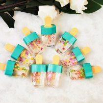 Base Lip Glaze Lipgloss Long Lasting Candy Kids Fruit Gel Lipgloss Wholesale Liptint Lip Gloss Private Label Lip Cosmetics