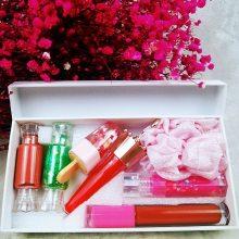 6pcs Gift Box Lipgloss Set Shiny Customie Wholesale Private Label Dropshipping Lipgloss Vendor Lip Gloss Set
