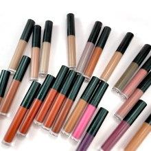 24 New colors Matte Velvet Lipstick Super Pigment Moist Long Lasting Plump Liquid Matte Lipgloss 7ml Vegan Custom Private Label