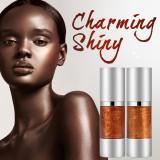2021 New Arrival All Sorts Of Color Born to Glow Liquid Illuminator Bronze Body Shimmer Oil