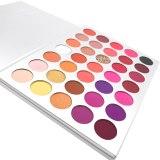 New 35 Colors Matte Eyeshadow Palette Private Label High Pigment Long Lasting Eye Makeup Custom Pallete Cosmetics