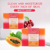 Trending Hot Products Organic Sabun Facial Bath Soap Anti Acne Arbutin GSH Kojic Acid Whitening Soaps