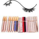 Makeup Eye Liner Adhesive Eyeliner Waterproof Eyelash Glue Pen Magnetic Lashglue Lash Pen Eyeliner Glue Pen