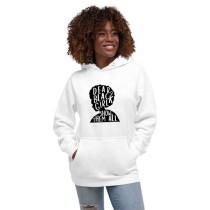 2021 Hot Selling Plain Custom Crewneck Sweatshirt Vintage Oversized Black Melanin Queen Woman Casual Fashion Sweatshirt