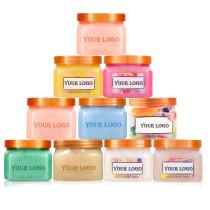 Wholesale OEM Daily Exfoliating Cream For Body Care Scrub