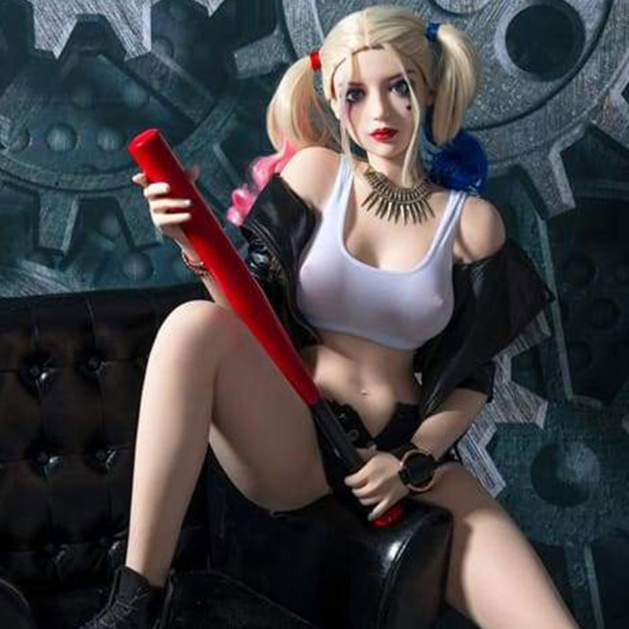 Full Silicone Anime Sex Doll Harley