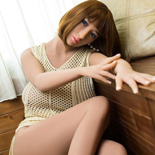171cm Big Figure Chest Silicone Sex Doll