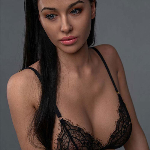 170cm (5ft7) C Cup Sexy Beautiful Woman Silicone Sex Doll Liisi