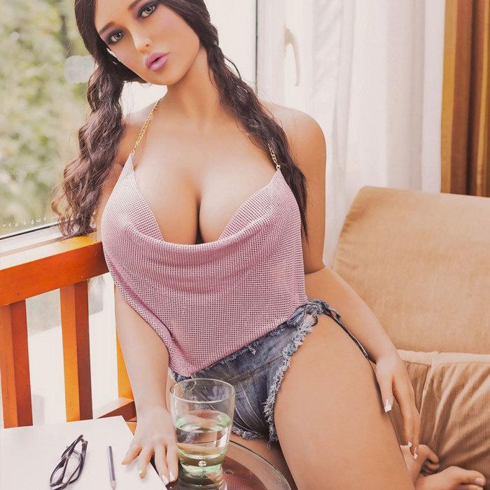161cm Huge Tits Tall Sex Doll-Gloria