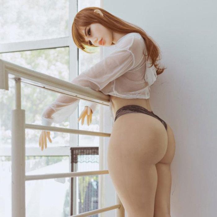 163cm Big Breast Fat Ass Full Size Sex Doll