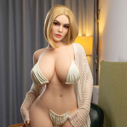 160cm (5ft3) L-cup Silicone Sex Doll Rebekka