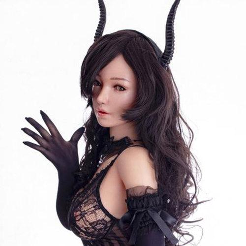 162cm E-cup Silicone Sex Doll – Lil Devil