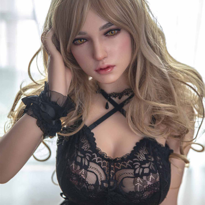 160cm/5ft3 G-cup Silicone Sex Doll – Christer