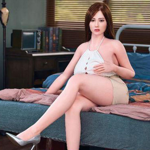 162cm (5ft4') Curvy and Busty Super Realistic Silicone Love Doll - Farah