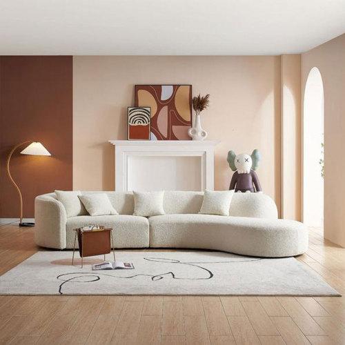 Zonyns Soft Feather Sofa