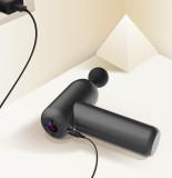 Mini Handheld Massage Gun Best Personal Percussion LCD Touch Screen