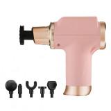 Mini Portable Fascial Gun Deep Muscle Massager For Women