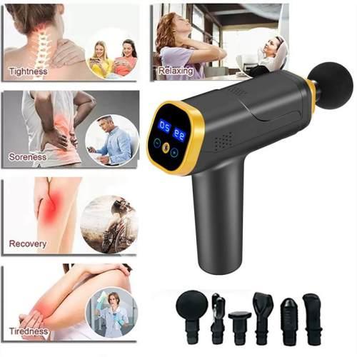 Best Electric Massage Gun Impact  Massager