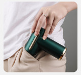 Mini Portable Fascial Gun LCD Screen Touch Deep Muscle Massager
