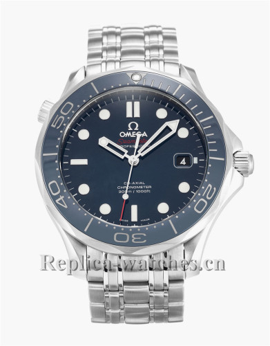 Omega Seamaster 300m Co-Axial Blue Dial 41MM 212.30.41.20.03.001