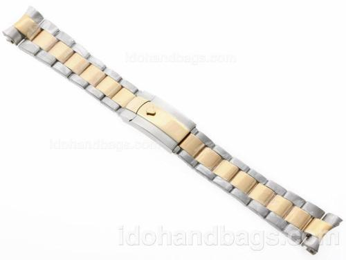 Rolex Two Tone New Style SS Oyster Bracelet 36927