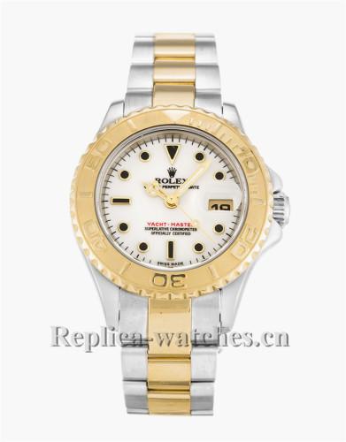 Rolex Yacht-Master 169623 Stainless Steel Strap