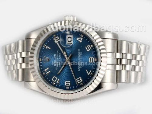 Rolex Datejust Automatic with Blue Dial-New Version 19290