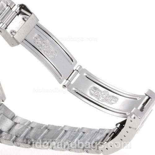 Rolex Sea-Dweller Swiss ETA 2836 Movement with Black Dial S/S-Vintage Edition 52420