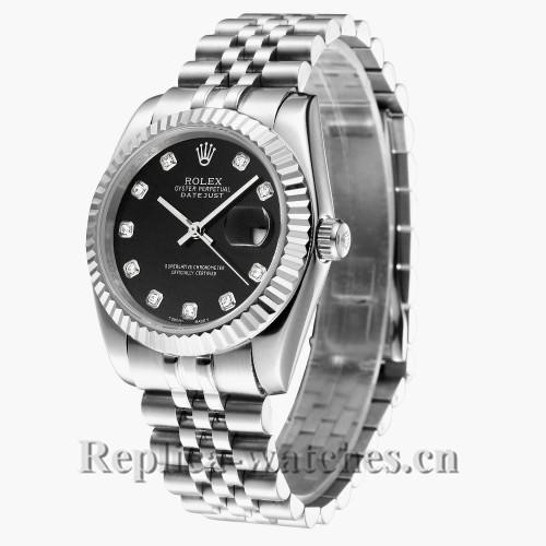 Swiss Rolex Datejust Diamond Mark 116234 Replica Watch