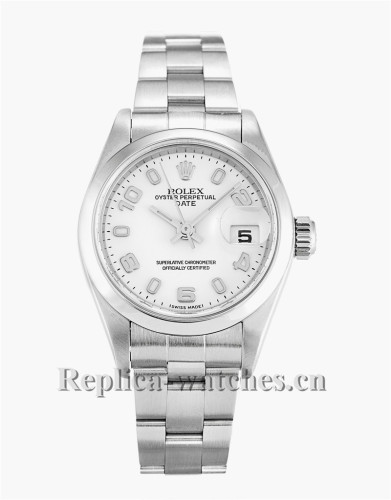 Rolex Datejust Lady White Dial 26MM 79160