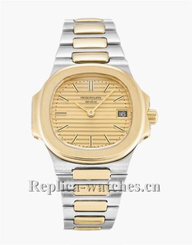 Patek Philippe Nautilus Golden Dial 24MM 4700/1