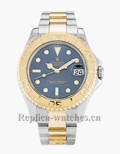 Rolex Yacht-Master 168623 Stainless Steel Strap