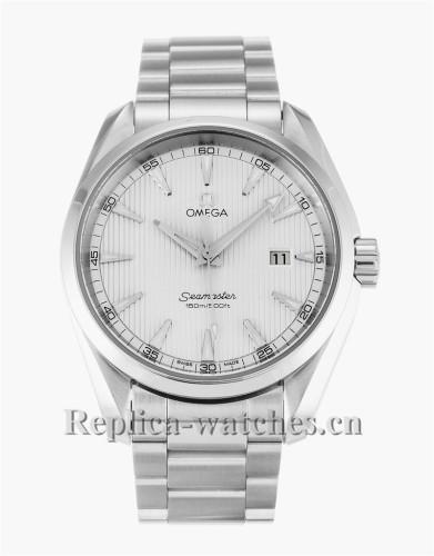 Omega Aqua Terra 150m Gents White Dial 38MM 231.10.39.61.02.001