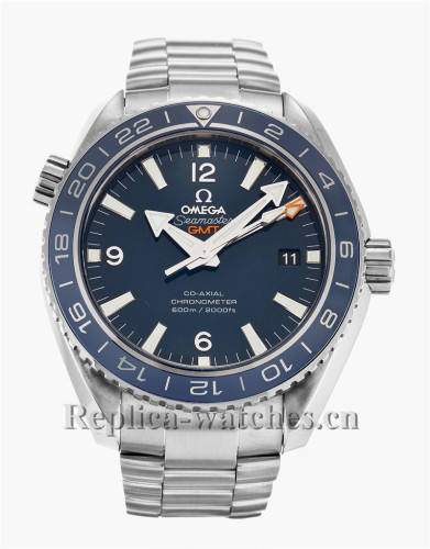 Omega Planet Ocean Automatic Stainless Steel Strap 232.90.44.22.03.001