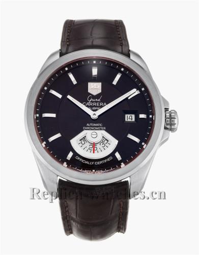 Tag Heuer Grand Carrera Black Dial 40MM WAV511C.FC6230