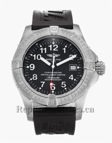 Breitling Avenger Seawolf Black Dial 44MM E17370