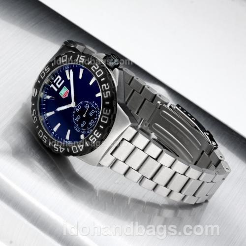 Tag Heuer Formula 1 with Black Bezel and Dial S/S(Gift Box is Included) 185200