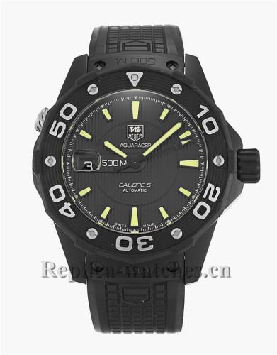 Tag Heuer Aquaracer Black Dial 43MM WAJ2180.FT6015