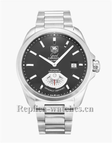 Tag Heuer Grand Carrera Black Dial 40MM WAV511A.BA0900
