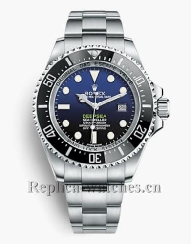 2018 Rolex Sea Dweller Automatic With Black Ceramic Bezel 116660