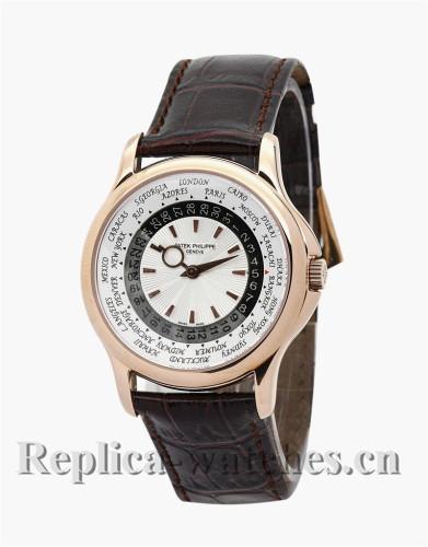 Patek Philippe Complicated Automatic Rose Gold Bezel 5130J