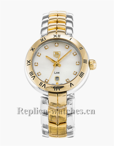 Tag Heuer Link White Dial 27MM WAT1453.BB0960