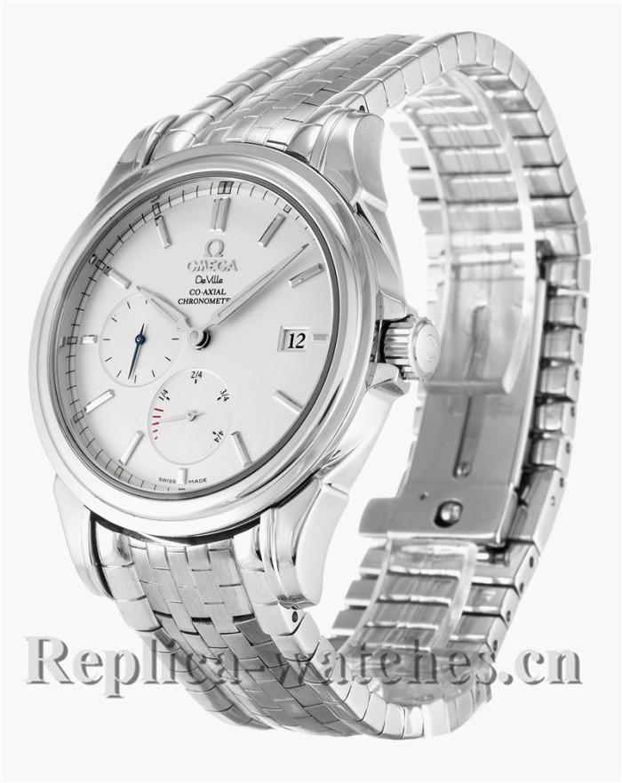 Omega De Ville Co-Axial White Dial 39MM 4532.31.00