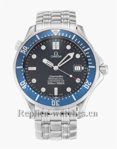 Omega Seamaster 300m Black Dial 41MM 2531.80.00