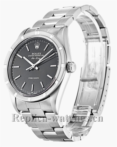 Rolex Air King Stainless Steel Strap 14010